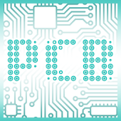 PCB Cyan ⁞ Theme Chooser