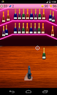 bottle shoot game- screenshot thumbnail