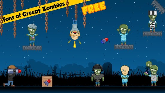 I Shoot Zombies Free - screenshot thumbnail