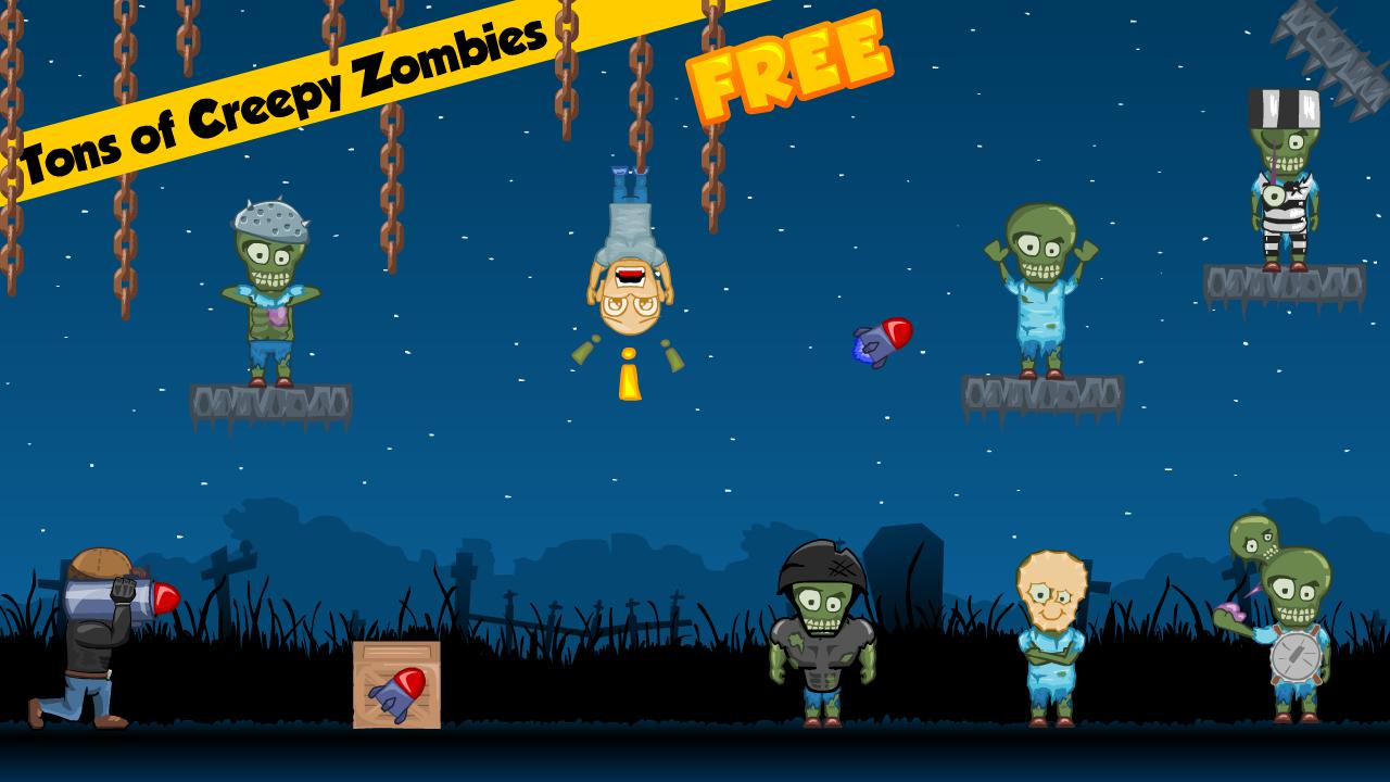 I Shoot Zombies Free - screenshot