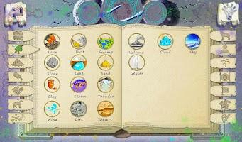 Screenshot of Doodle Alchemy