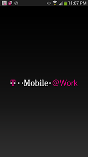 T-Mobile @Work - screenshot thumbnail