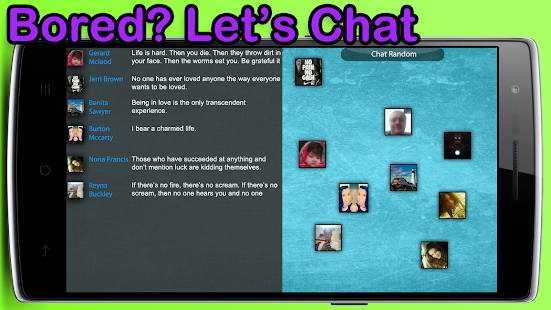 Chat Random mod unlimitted apk - Download latest version 1 086146