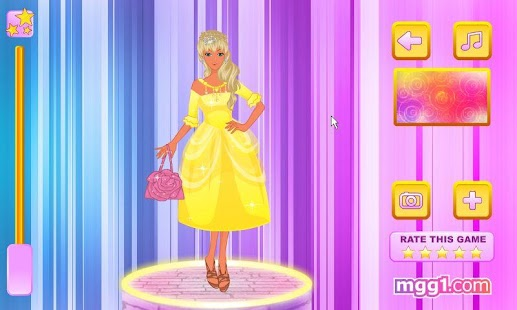 Princess Fairyland Dress Up - screenshot thumbnail
