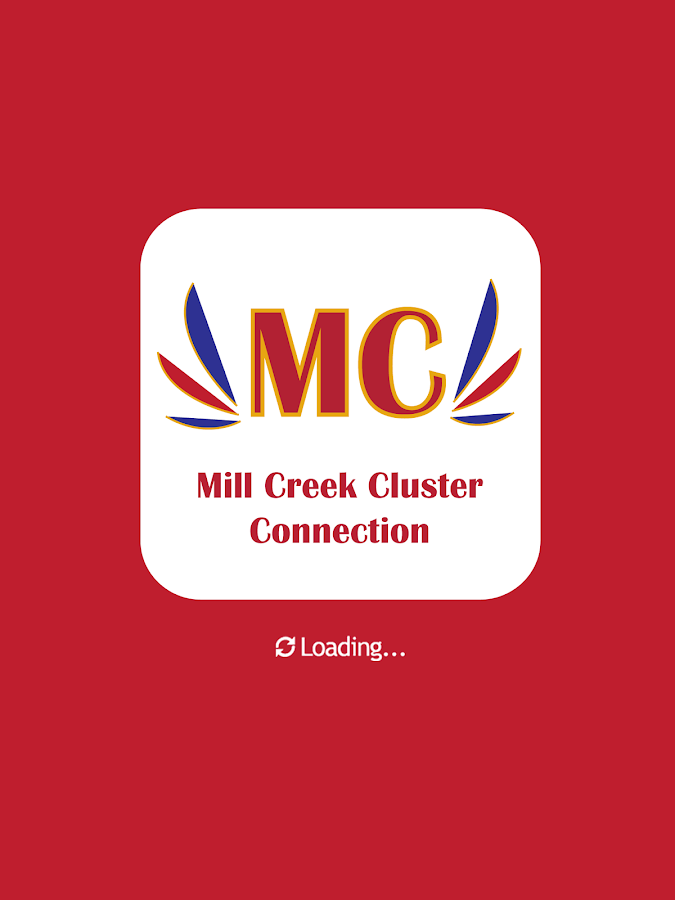 Mill Creek Cluster Connection- screenshot