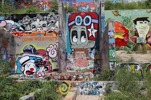Austin Street Art and Graffiti — Google Arts & Culture