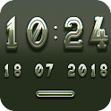 EASY Digital Clock Widget icon
