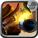 Western Mini Shooter icon