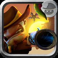 Western Mini Shooter [Мод: много денег]