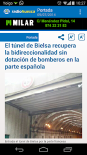 Radio Huesca- screenshot thumbnail
