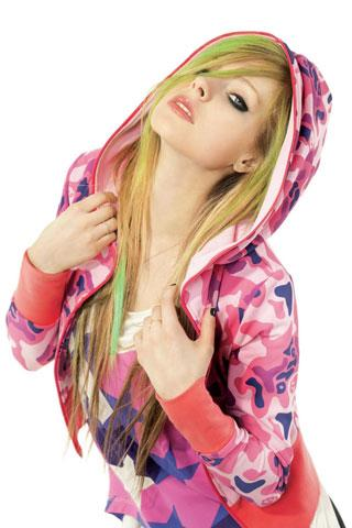 Avril Lavigne Wallpaper - screenshot