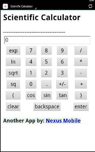 3-in-1 Calculator