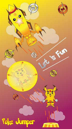 Poke Jumper Game Free