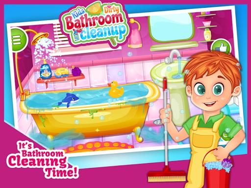 玩休閒App|骯髒的衛生間清理免費|APP試玩