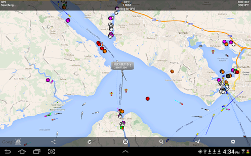 Boat Beacon - AIS Navigation- screenshot thumbnail
