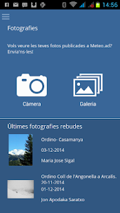 Meteo Andorra- screenshot thumbnail