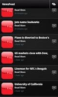 Screenshot of RedFlag News