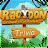 raccoon's trivia free logo