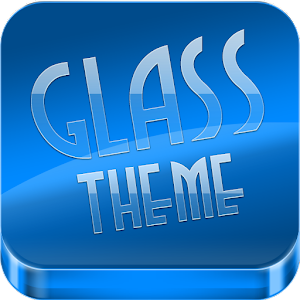 GLASS APEX/NOVA/GO/SMART THEME v6.4 APK