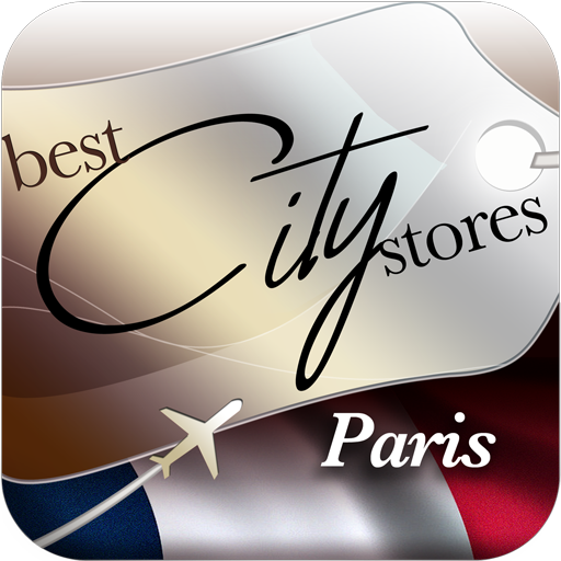 Best Paris Stores 旅遊 LOGO-玩APPs