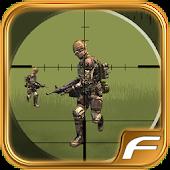 Commando Hill Sniper Shooting