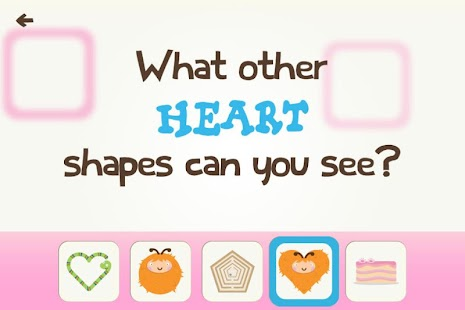 Toddler Learning Games Ask Me Shape Games for Free- screenshot thumbnail
