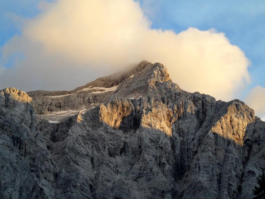 Triglav by Igor Gruber - Landscapes Mountains & Hills ( triglav )