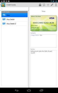 eWallet - screenshot thumbnail