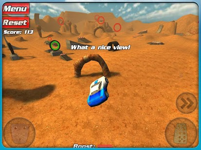 Crash Drive 3D - Offroad race- screenshot thumbnail