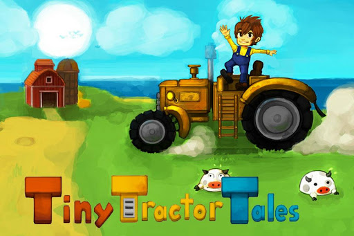 Tiny Tractor Tales Free