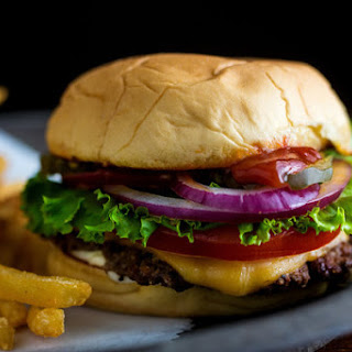 Hamburgers (Diner Style)