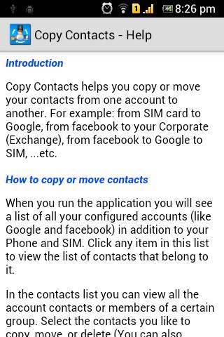 【免費工具App】Copy Contacts-APP點子