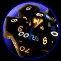 Black Dice Pro RPG Dice Roller icon
