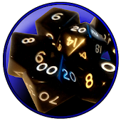 Black Dice Pro RPG Dice Roller