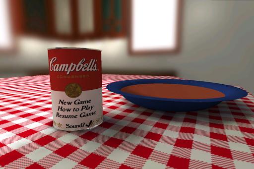 Campbell's Alphabet Soup