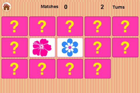 Kids Memory Match - Flip Card - screenshot