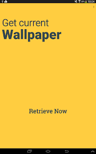 Get Current Wallpaper- screenshot thumbnail