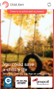 Child Rescue Alert UK- screenshot thumbnail