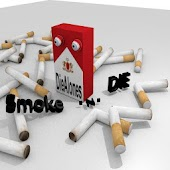 Stop Smoking Talking Cigarette