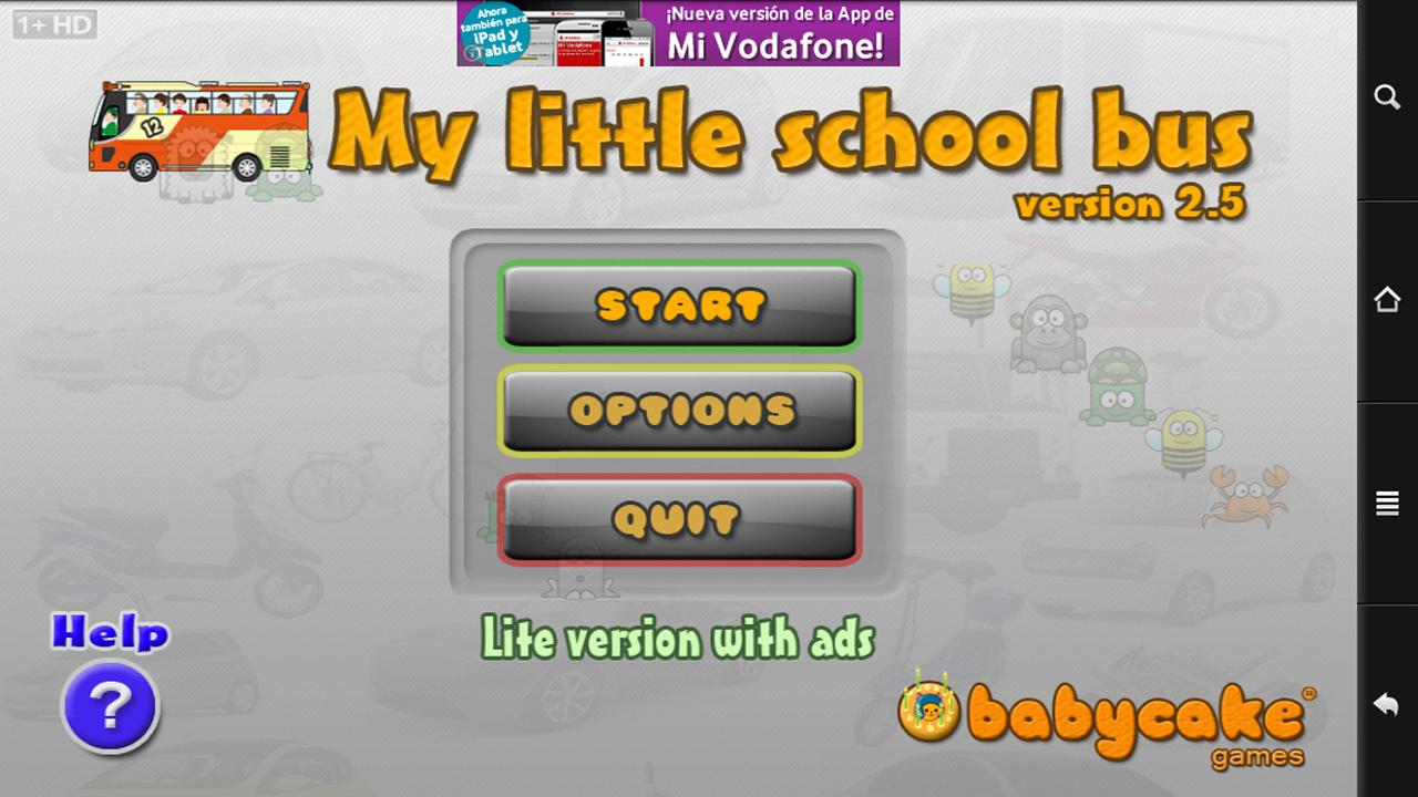 Baby Bus - screenshot