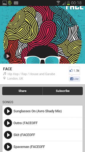 Face muzik