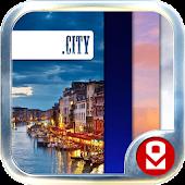 City Card Screen lock HD