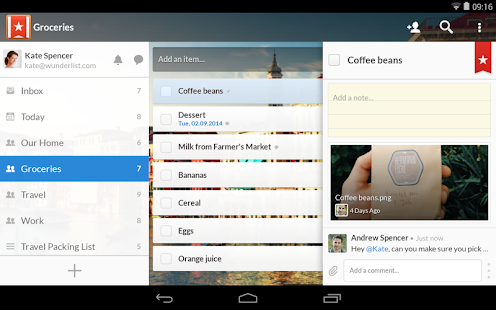Wunderlist: To-Do List & Tasks Screenshot 31