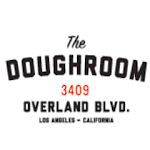Logo for The Doughroom