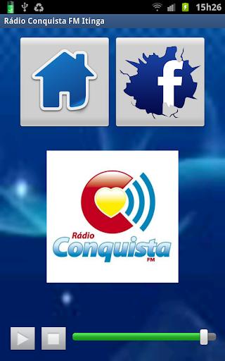 Rádio Conquista FM Itinga