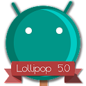 Lollipop 5.0 CM11/PA Theme icon