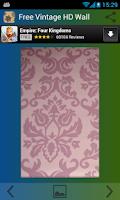 Screenshot of Free Vintage HD Wallpapers