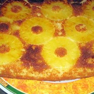 Pineapple Cake I