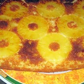 Pineapple Cake I.