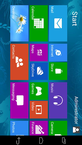 برنامج رائع لتحويل جهازك الى ويندوز 8